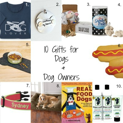 10 gifts for dogs dog owners cowboy magic