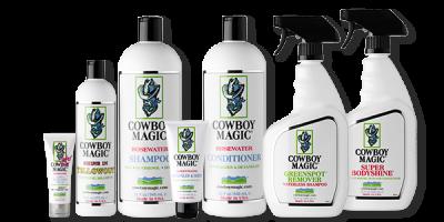 cowboy magic product line