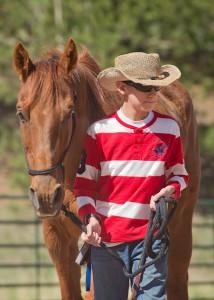 Tony and Bo Nighthawk Ranch Cowboy Magic Ory Photography