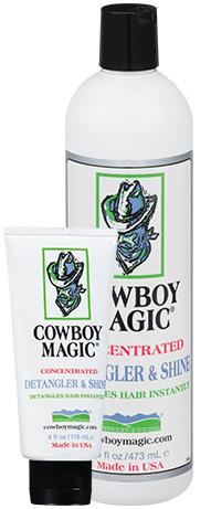 cowboy magic detangler & shine