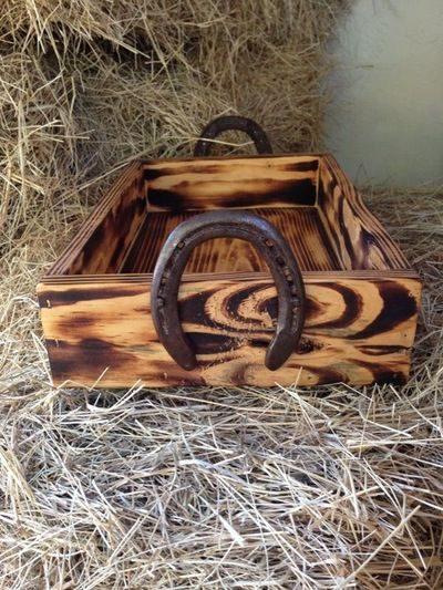 horseshoe craft diy