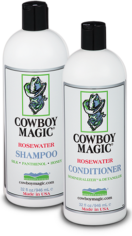 Cowboy Magic Shampoo and Conditioner