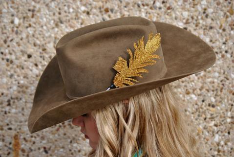 2208e5aae Ways to Embellish a Cowboy Hat | Cowboy Magic - Cowboy Magic